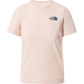 The North Face Himalayan Bottle Source SS Tee Women, evening sand pink